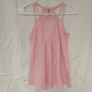 OLD NAVY/ Pretty Pink Tank Top